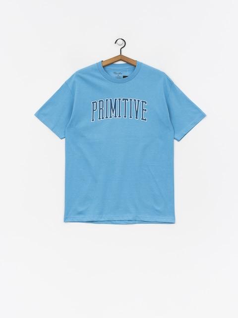 Primitive Collegiate Arch Outline T-shirt (blue)