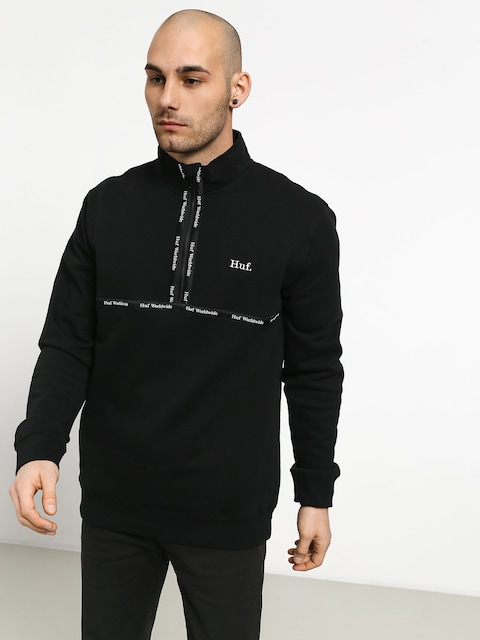 HUF Midtown Fleece (black)