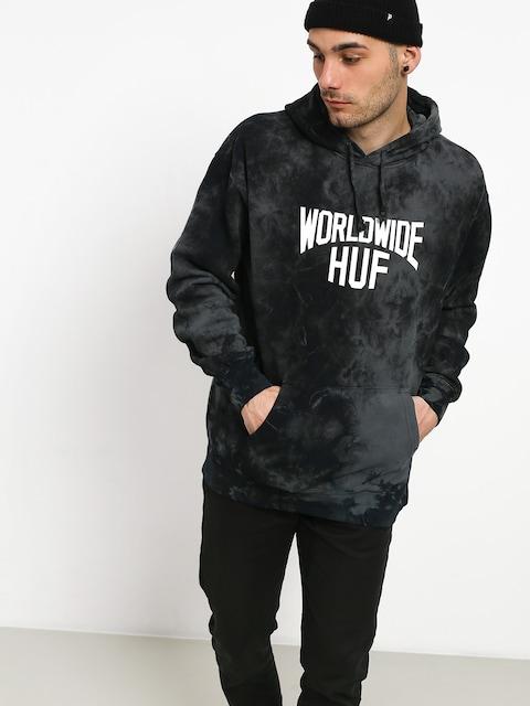 HUF Manhattan HD Hoodie (black)