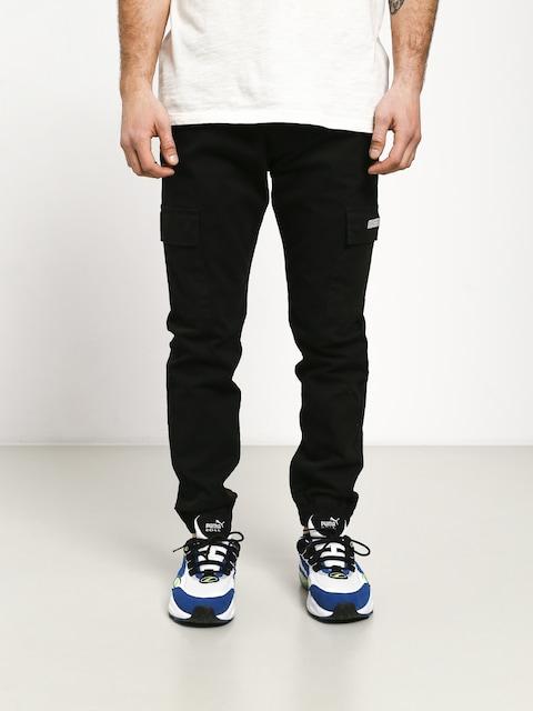 MassDnm Cargo Sneaker Fit Pants (black)