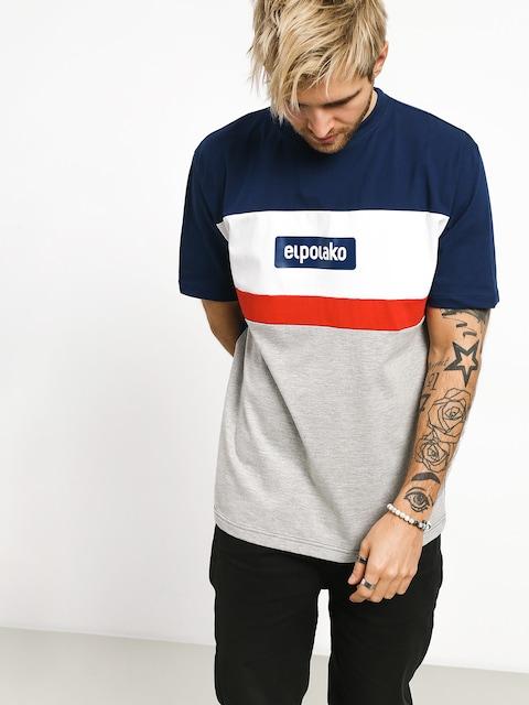 El Polako 3 Ep Cut T-shirt (navy)