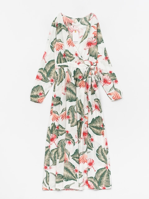 Roxy Taste Of Tomorrow Dress Wmn (marshmallow tropical)