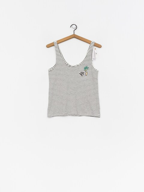 Roxy For You My Love Tank top Wmn (true black east stripes)