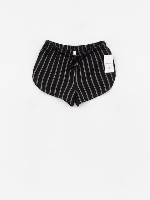 RVCA New Yume Shorts (black stripe)