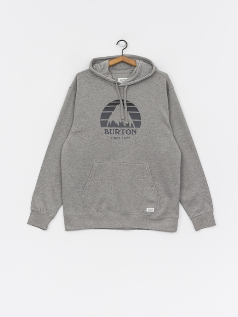 Burton Underhill Sweatshirt (gray heather)
