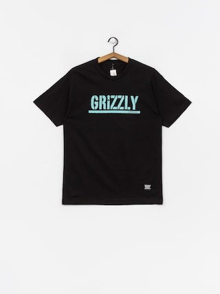 Grizzly Griptape Stamped T-shirt (black)