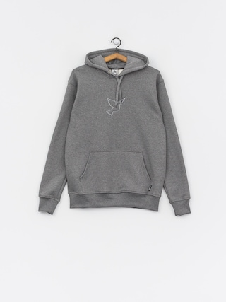 Nervous Icon HD Hoodie (grey)