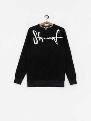 Stoprocent Base Tag Sweatshirt (black)