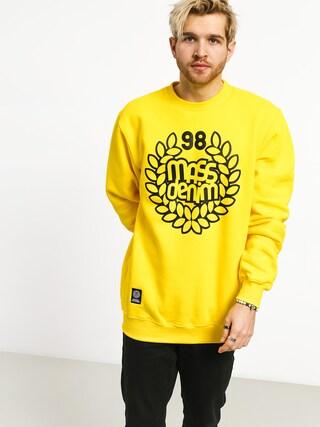 MassDnm Base Sweatshirt (yellow)