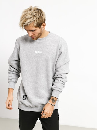 MassDnm Classics Small Logo Sweatshirt (light heather grey)