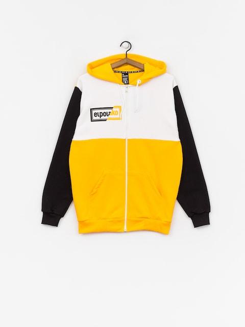 El Polako Cut ZHD Hoodie (yellow/white/black)