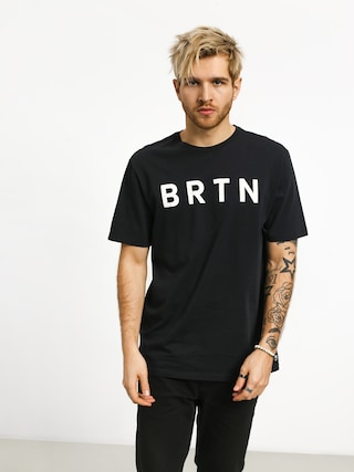 Burton Brtn T-shirt (true black)