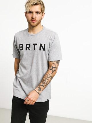 Burton Brtn T-shirt (gray heather)