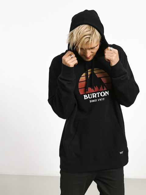 Burton Underhill Sweatshirt (true black)