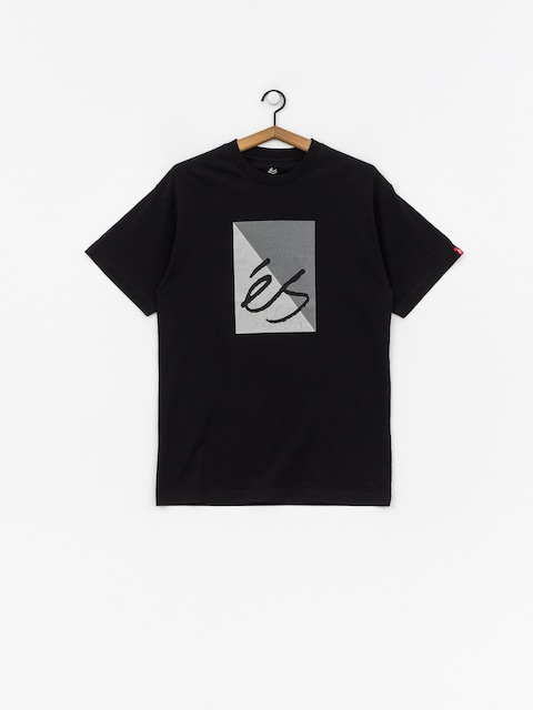 Es Split Block T-shirt
