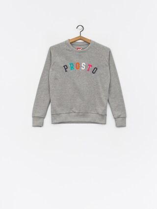 Prosto Sweetleet Sweatshirt Wmn (grey)