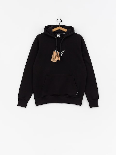 Nervous Icon HD Hoodie (black)