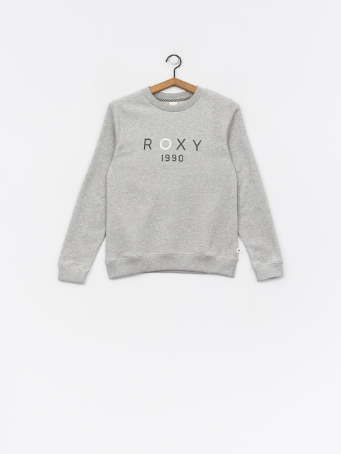 Roxy Eternally Crew B Sweatshirt Wmn (heritage heather)