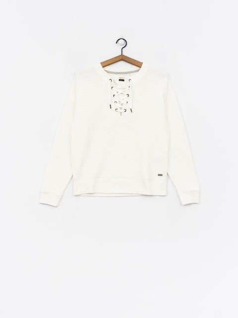 Roxy Lucky Sunshine Sweatshirt Wmn (marshmallow)