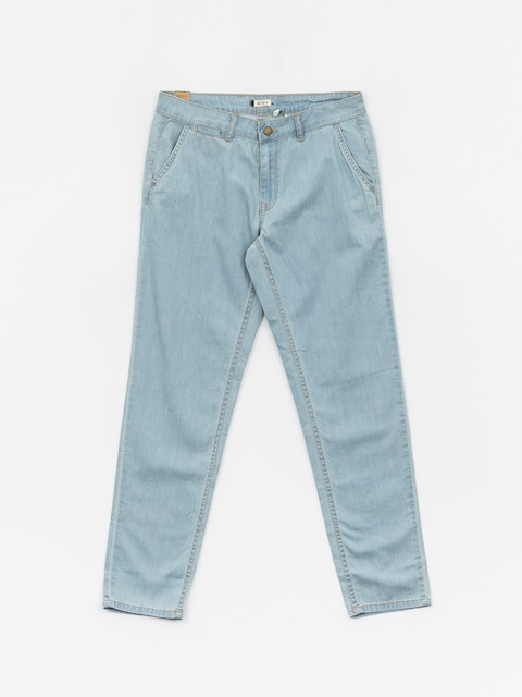 Roxy Let The Sunshine Pants Wmn (bleached blue)