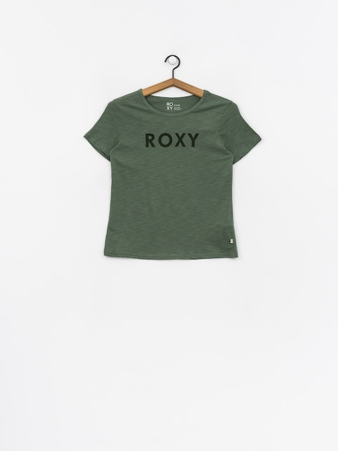 Roxy Red Sunset A T-shirt Wmn (duck green)