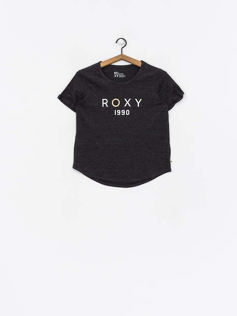 Roxy Hello And Goodbye A T-shirt Wmn (true black)