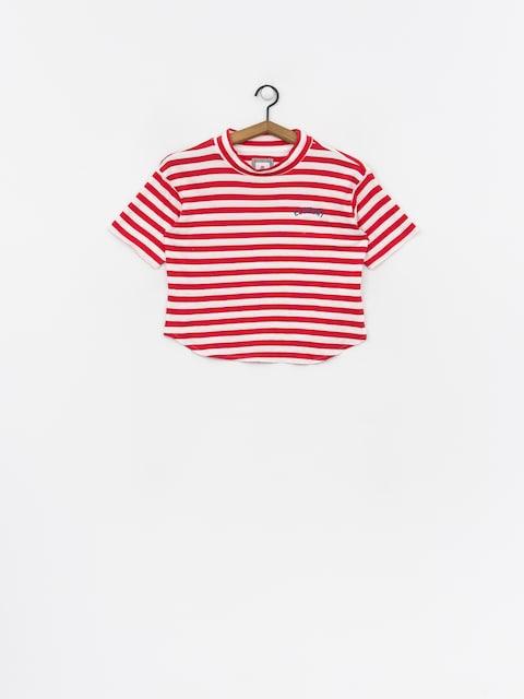 Element Loveless T-shirt Wmn (raspberry)
