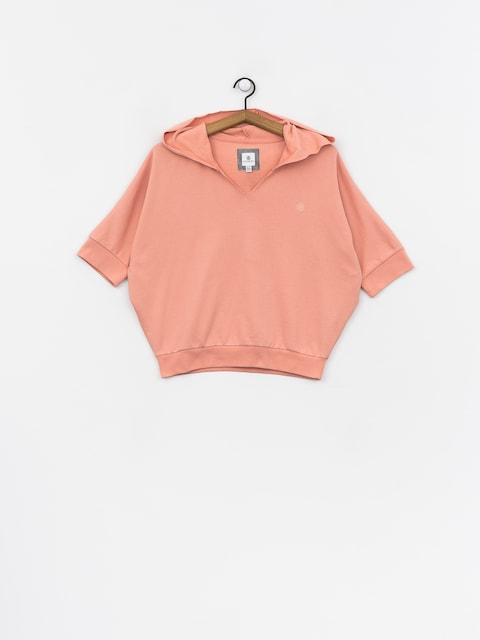 Element Humming Sweatshirt Wmn (peach)