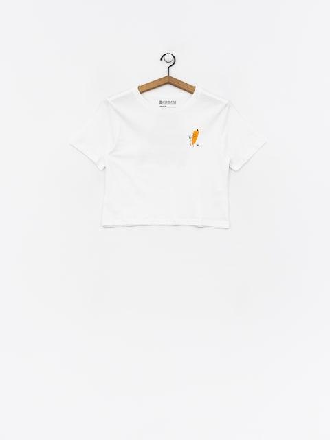 Element Yawyd Crop T-shirt Wmn (white)