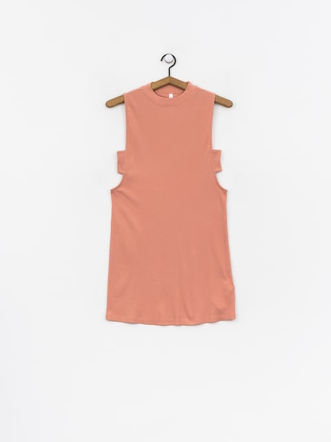 RVCA Talin Dress Wmn (cameo brown)
