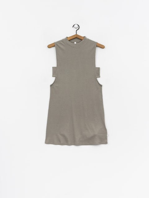 RVCA Talin Dress Wmn (grey mist)