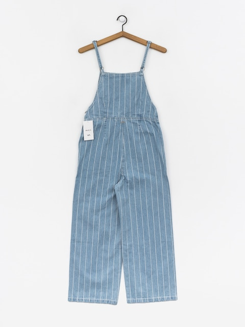 RVCA Called It Pants Wmn (washed stripe)