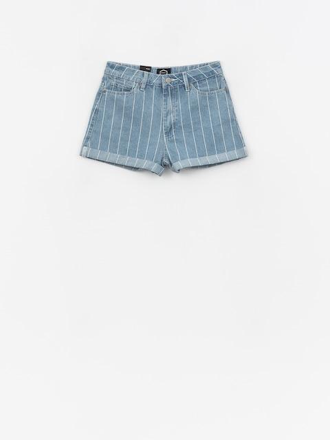RVCA Hi Roller Shorts Wmn (washed stripe)