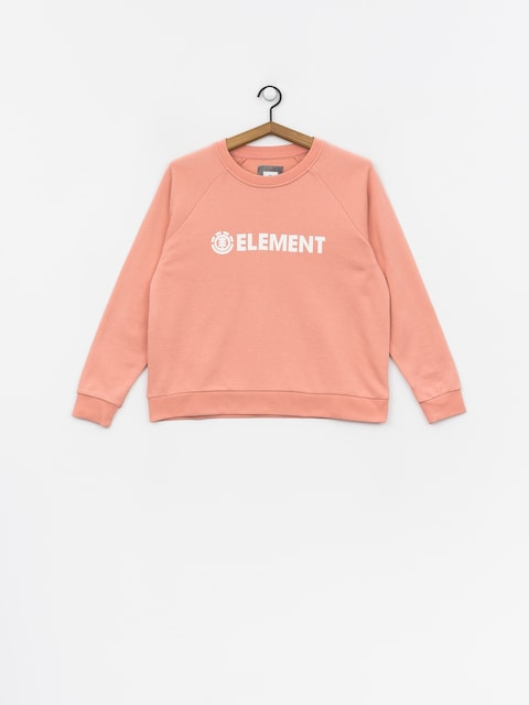 Element Logic Crew Sweatshirt Wmn (peach)