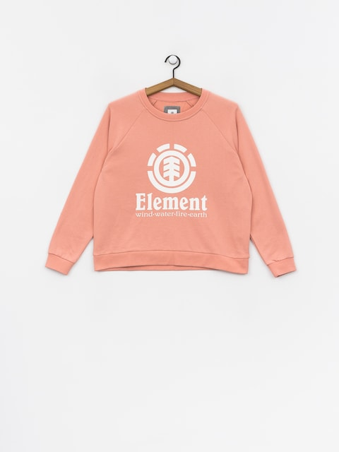Element Verticalli Crew Sweatshirt Wmn (peach)