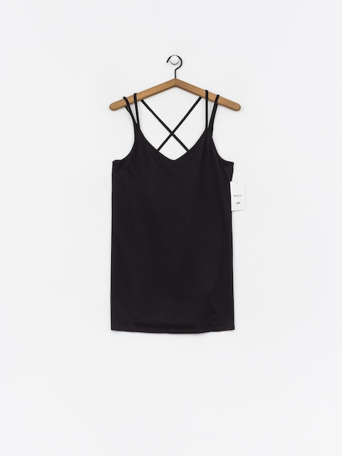 RVCA Vacay Dress Wmn (black)