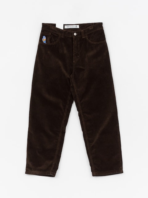Polar Skate 93 Cords Pants (brown)