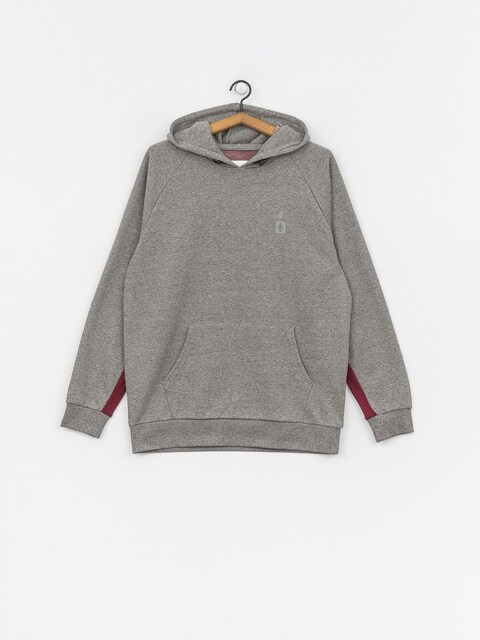 Diamond Supply Co. Fordham HD Hoodie (heather grey)
