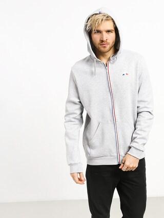 Le Coq Sportif N1 HD Hoodie (gris chiné clair)