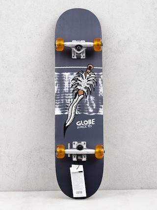 Globe G2 Palm Prick Skateboard (black/coral)