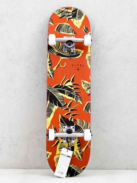 Globe G1 Full On Skateboard (fire/fossil)