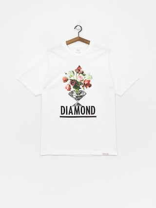 Diamond Supply Co. Pollination T-shirt (white)