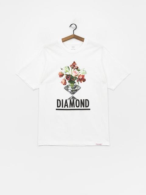 Diamond Supply Co. Pollination T-shirt (white)
