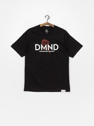Diamond Supply Co. Dmnd Amour T-shirt (black)