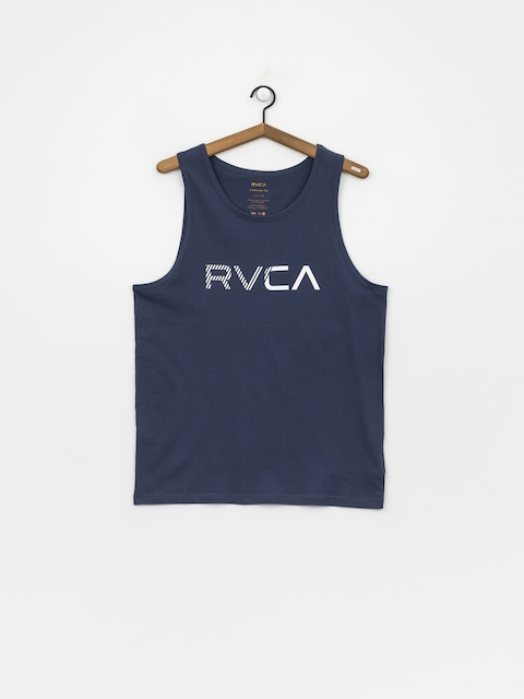 RVCA Blinded Tank top (seattle blue)