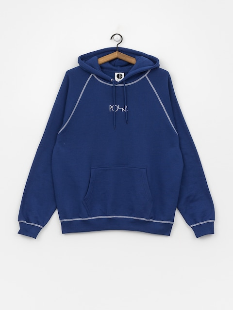Polar Skate Contrast Default HD Hoodie (dark blue/white)