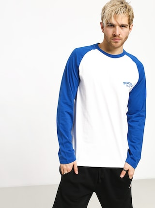 Dickies Baseball Longsleeve (royal blue 2)