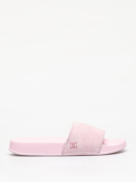 DC Slide Se Flip-flops Wmn (pink)