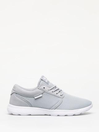 Supra Hammer Run Shoes (grey/white white)