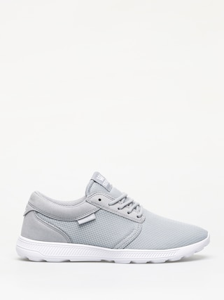 Supra Hammer Run Shoes (grey/white white)